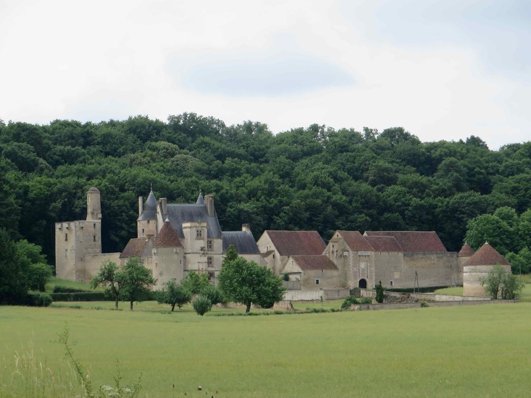 Château du Faulin