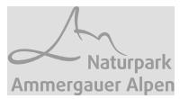 Logo Naturpark Ammergauer Alpen