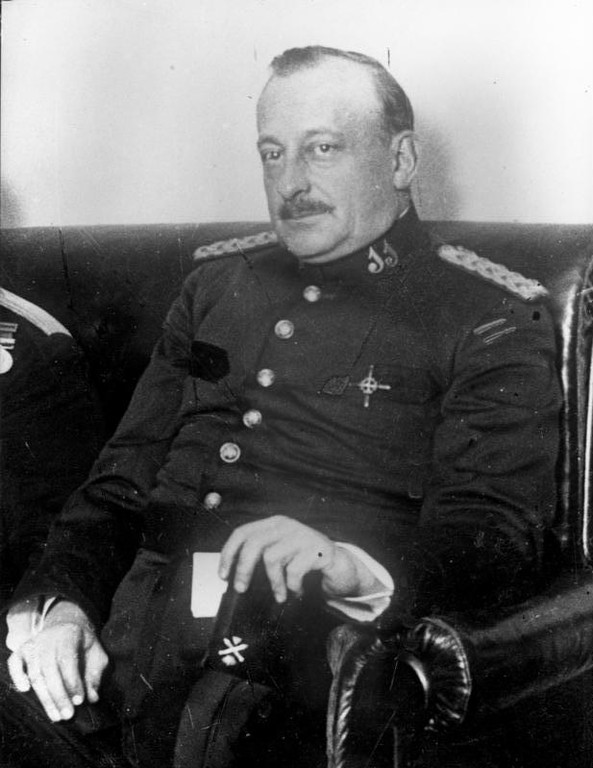 el general Primo de Rivera