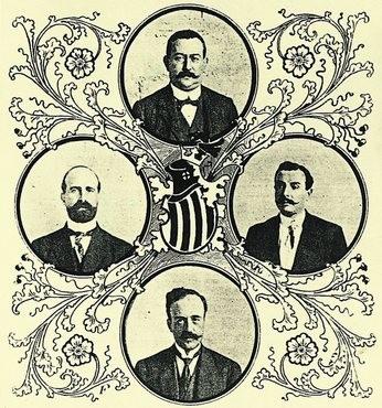 la candidatura dels 4 presidents