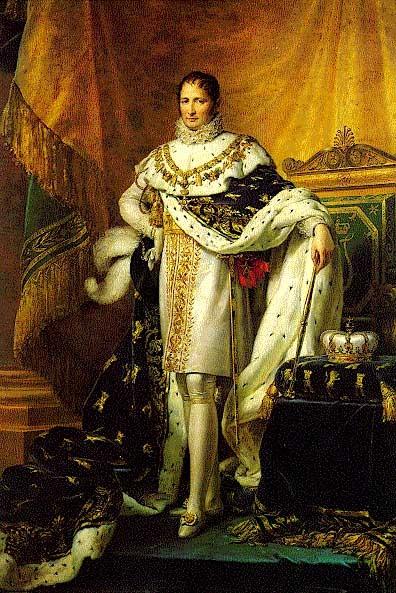 El rei Josep I Bonaparte