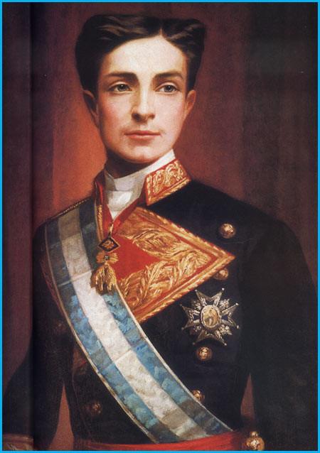 el Rei Alfons XII