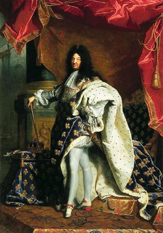 """Lluís XIV de França, el """"Rei Sol"""""""