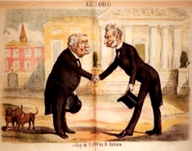Pacte d'El Pardo entre Cánovas i Sagasta