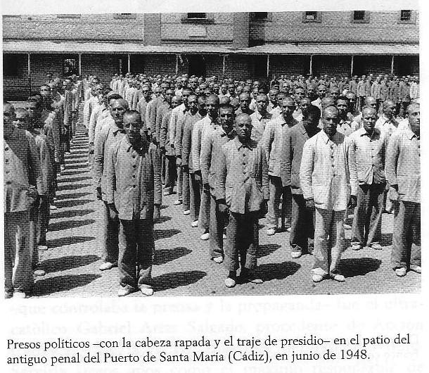 presoners després de la guerra civil