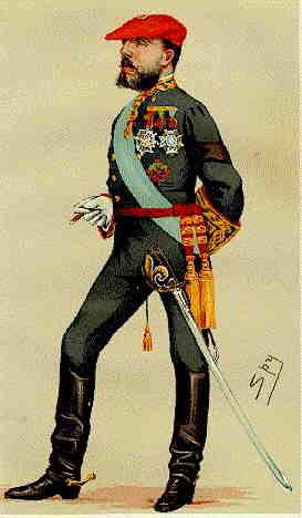 el pretenent Carles (VII)