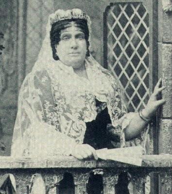 Fotografia d'Isabel II a l'exili