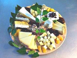 Käseplatte vom Käse-Ober in Grafing