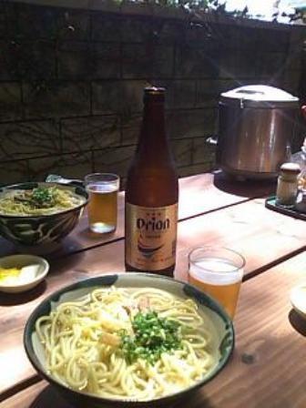 石垣島では必ず食べる「来夏世(くなつゆ)」の沖縄そば