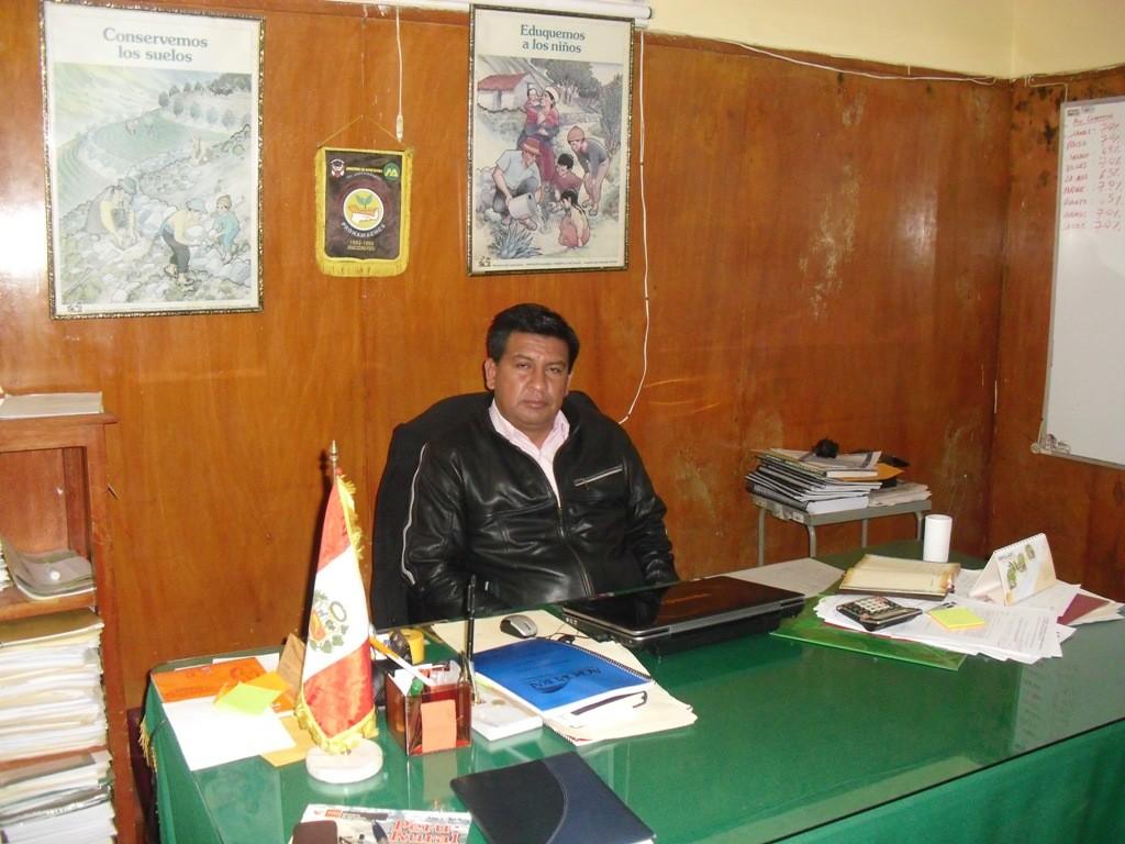 Ing. Wilson Guevara Ortega - Director AGRORURAL Ayacucho