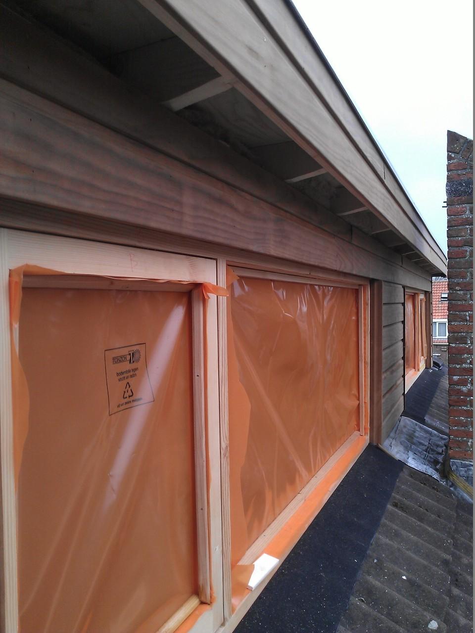 Nieuwe dakkapel, maatwerk, Heiloo