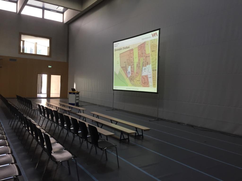 Verkehrskonzept Info Stadt Winterthur