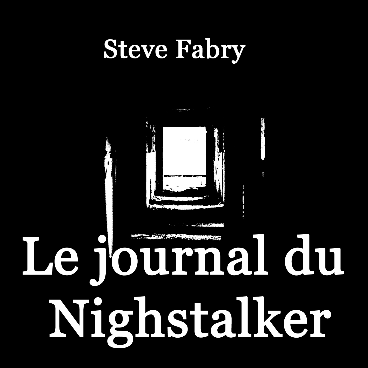 Le journal du Nighstalker - livre audio