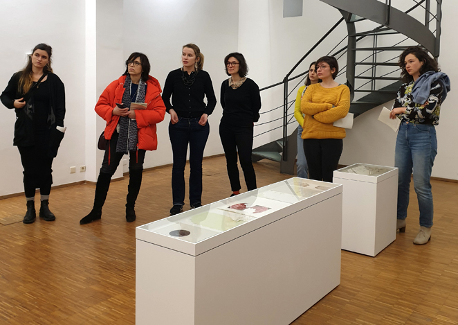 Saloon Brussels #09 – exhibitions at ISELP, February 2020