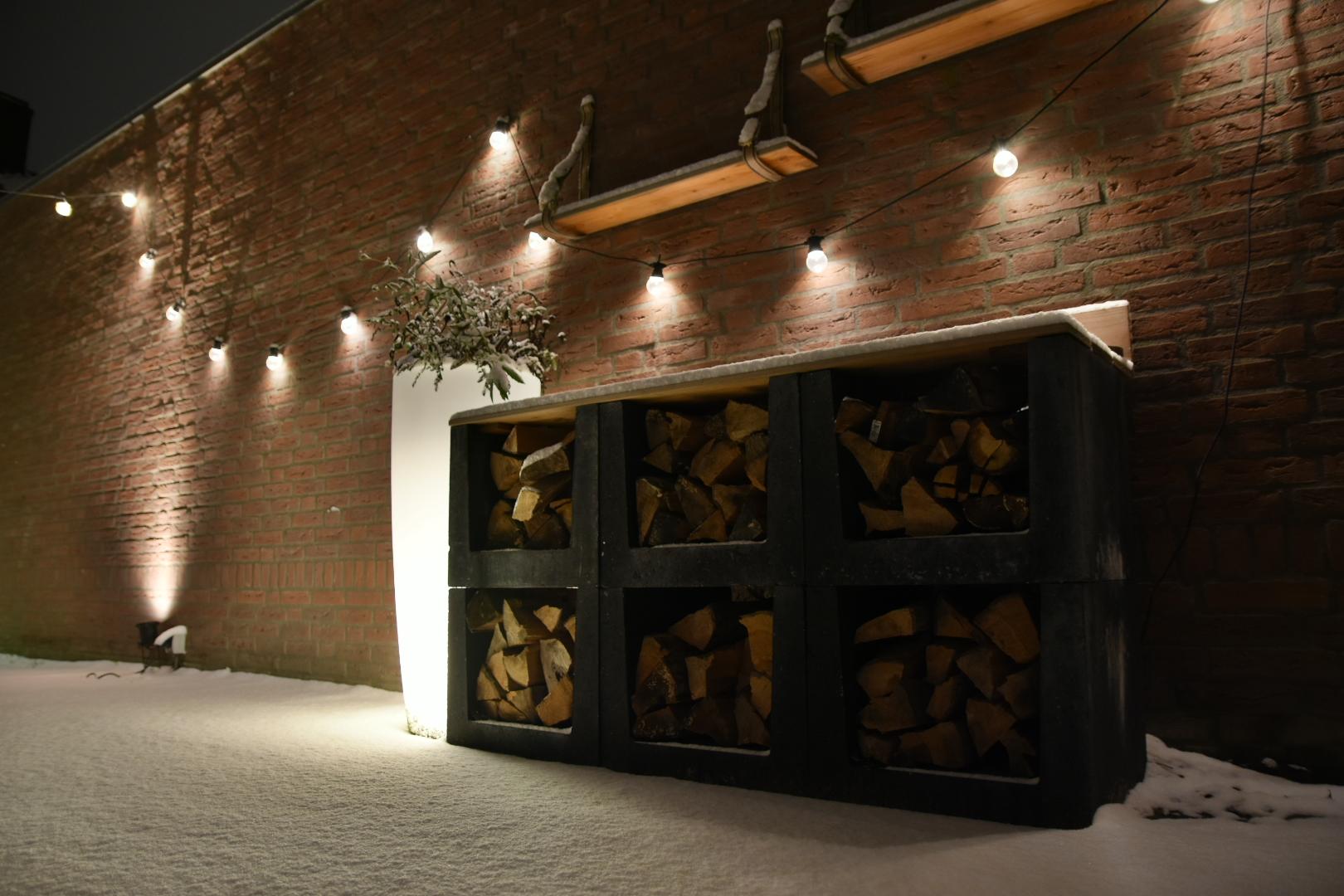 Het creëren van persoonlijke en warme sferen buitenhuis kan nu in een handomdraai.