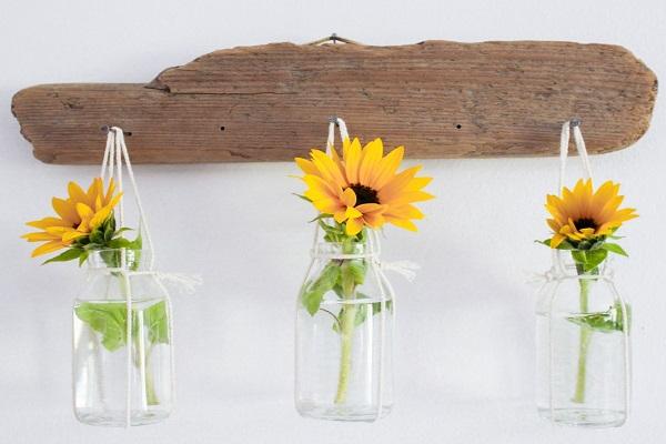 ↞ Schnelle Makramee Vase in unter einer Minute ↠