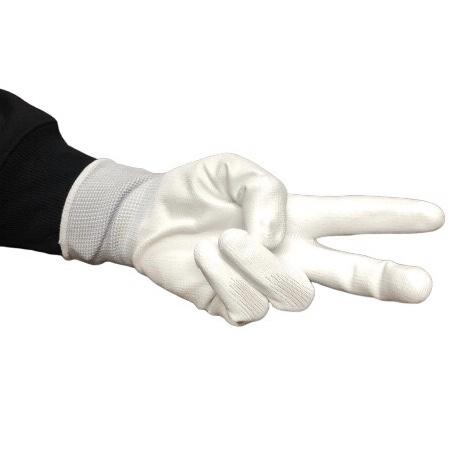 ウレタン手袋の写真