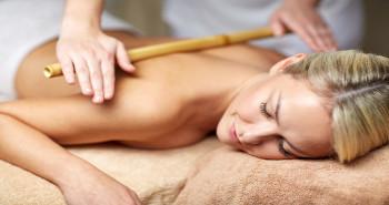 Bambusmassage Kosmetik Wellness im ERGOMAR Ergolding Kreis landshut