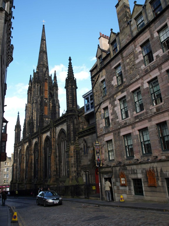 Highland Tolbooth Church