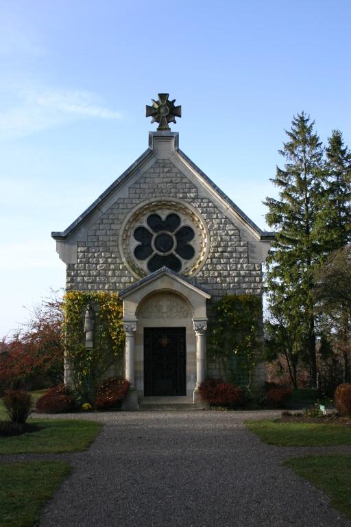 Die Kirche von Fleury