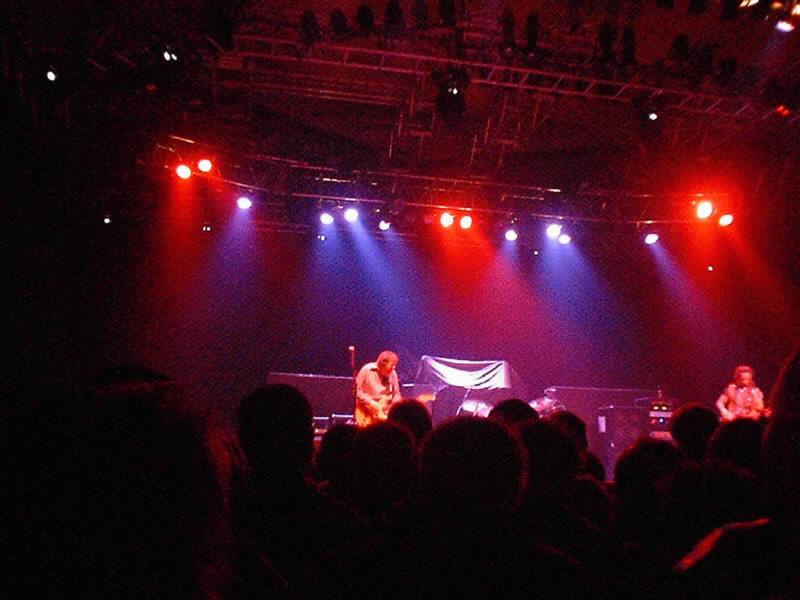 Konzert 2002 in der Grugahalle in Essen