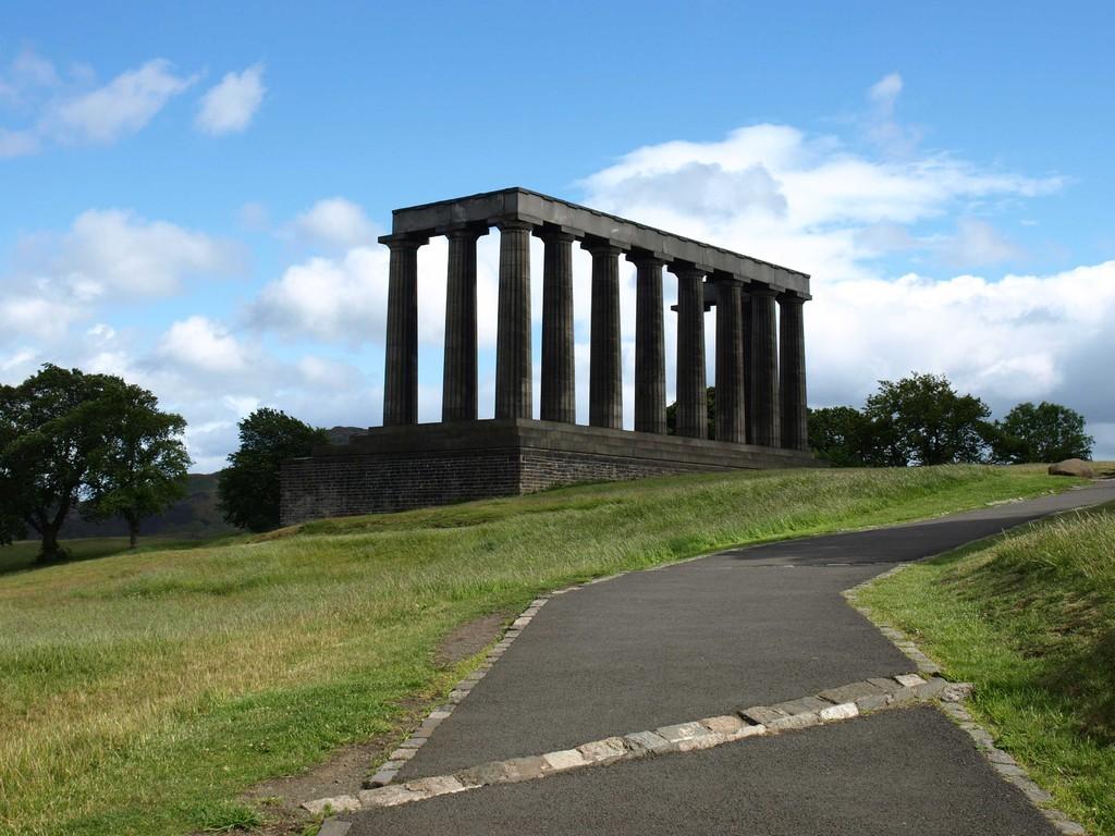 Monument - Calton Hill