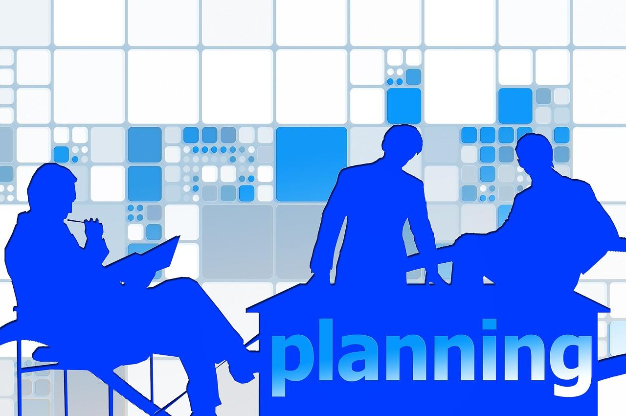 Umfangreiche Planungen für Produkte jeder Art
