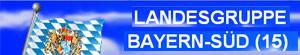 Landesgruppe Bayern Süd / LG 15