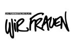 Logo: Wir Frauen