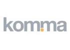 Logo: kom!ma