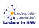 Logo: LAG Lesben in NRW