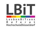 Logo: LesBi-Referat HHU