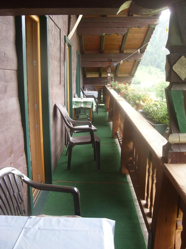 Fewo2 Balkon