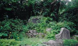 林正寺の演劇碑・長野市松代町