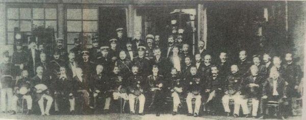 ニコライ殿下と京都での接待委員