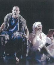 モスクワ芸術座「ハムレット」(2006年来日)