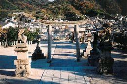 呉市吉浦町吉浦八幡神社