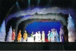 「森は生きている」コミッサル・ジェフスカヤ記念劇場