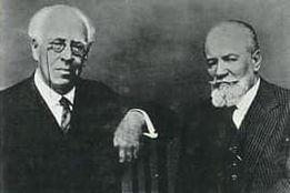 コンスタンチン・スタニスラフスキーとウラジーミル・ネミロヴィッチ=ダンチェンコ