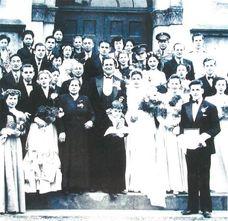 スタルヒンと高橋ターニャの結婚