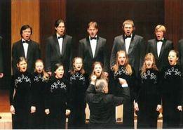 モスクワ国立音楽院室内合唱団