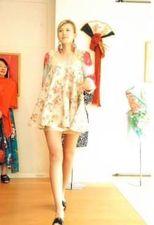 モイセーエンコのファッションショー(表参道)