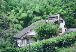 北御門二郎の家(水上村)