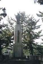 銭屋五兵衛銅像