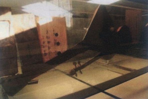 東福寺霊雲院に展示されているロシア捕虜制作のバラライカなど