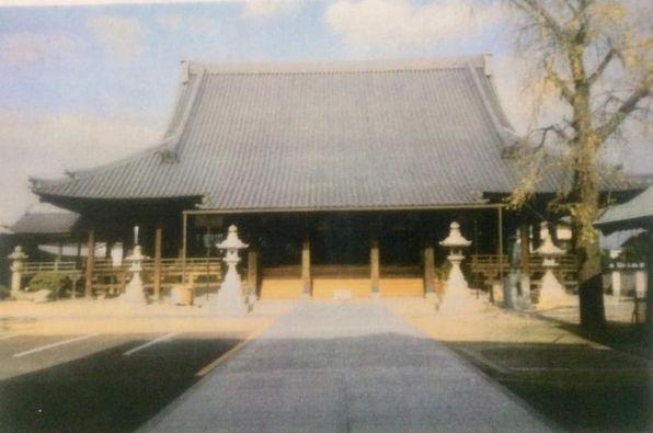 丸亀捕虜収容所として使用された本願寺塩屋別院