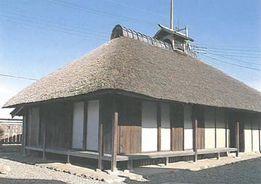 林蔵の生家