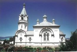 ハリストス正教会 函館