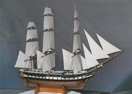 ディアナ号模型・富士市立博物館蔵