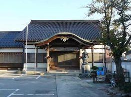 長者丸乗組員の善右衛門の長福寺・富山市